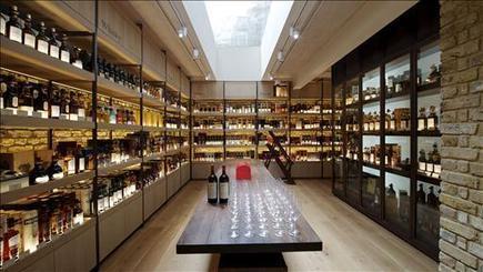 A Temple to Fine Wine | Vitabella Wine Daily Gossip | Scoop.it