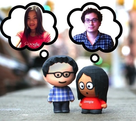 Mixee Me a mini me | 3D Printer | Big and Open Data, FabLab, Internet of things | Scoop.it