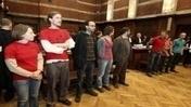 [Trainingen Geweldloze Actie] Juristen Serge Gutwirth en Dirk Voorhoof hopen dat de elf milieuactivisten van het FLM nu wél een eerlijk proces krijgen.ticle | Occupy Belgium | Scoop.it