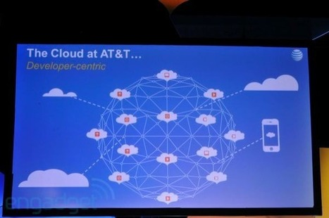 AT&T Cloud Architect: lets devs build their own clouds -- Engadget | Cloud Computing the future or Not so much? | Scoop.it
