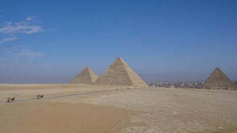 Encuentran una ciudad y un cementerio egipcios con más de 5.000 años de antigüedad | Egiptología | Scoop.it