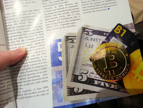 Feds reveal the search warrant used to seize Mt. Gox Bitcoin account | Instead of Money $$$ | Scoop.it