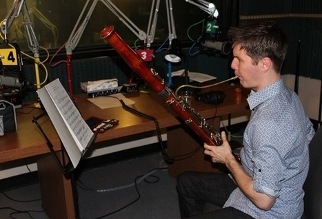 Off-Season: Kansas City Symphony's Miles Maner | KCUR | OffStage | Scoop.it