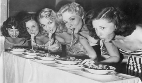 6 Things Italian Women Can Teach Us About Appreciating Food - Huffington Post | @FoodMeditations Time | Scoop.it
