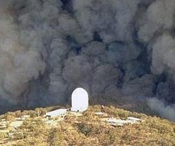Fire hits top Australian telescope site | Sustain Our Earth | Scoop.it