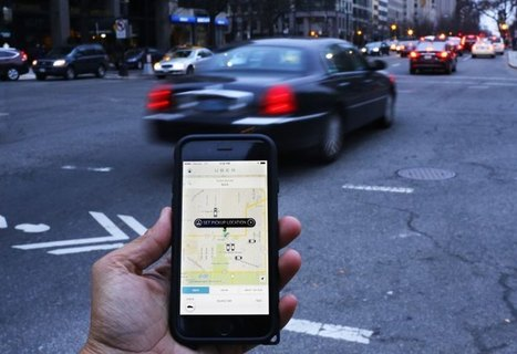 Uber Is Appealing Judge's Recent Class Action Ruling | Online Labor Platforms | Scoop.it