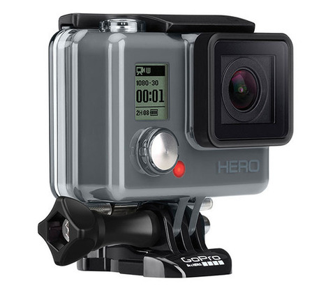 GoPro to Launch a Cheaper, Low-End Action Camera Simply Called the HERO. Here It Is. | world of Photo and vidéo | Scoop.it