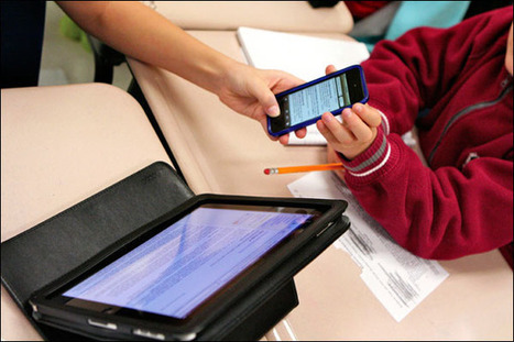 Schools Set Boundaries for Use of Students' Digital Devices   Mobile Learning with Bring Your Own Devices   Scoop.it
