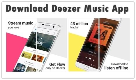 Download Deezer Music App (Latest Version) Andr