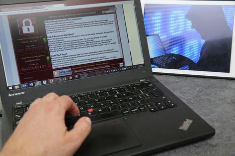 """Dans l'Oise, les cyberattaques se multiplient dans les collectivités locales : """"on a dû payer 10 000 euros de rançon"""" ..."""