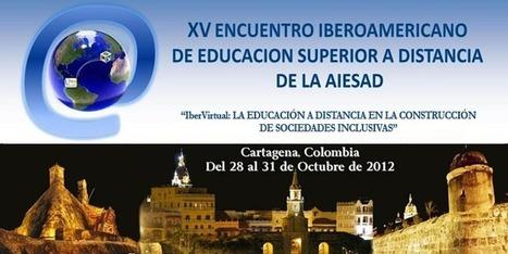 XV Encuentro Iberoamericano de Educación Superior aDistancia | Redes 3D. Posibilidades didacticas de los metaversos | Scoop.it