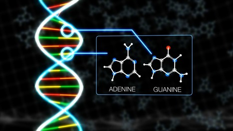 Does DNA have Extraterrestrial Origins? | Technoscience and the Future | Scoop.it