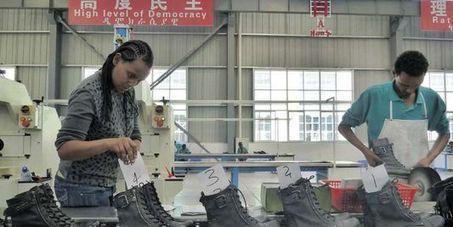 La Chine ouvre des usines sur le continent africain - Africaguinee.com | Afrique et Intelligence économique  (competitive intelligence) | Scoop.it