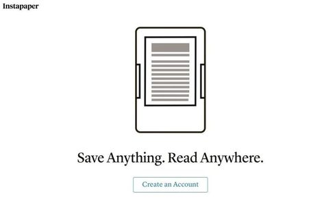5 outils pour sauvegarder des pages web pour une lecture ultérieure – Les outils de la veille | Gestion de l'information | Scoop.it