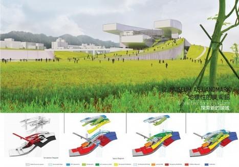 Peter Boronski choisi pour le musée d'Art de Taipeï, Kengo Kuma (bon) second | Architecture pour tous | Scoop.it