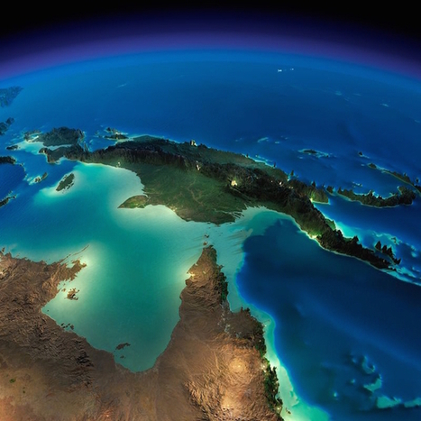 Incredible photographs of Earth at night from space | geography | Scoop.it