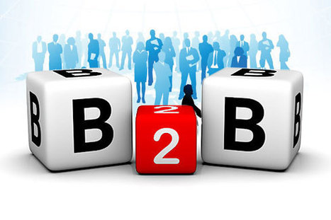 How Social Media Can Help with Your B2B Marketing | PR & Communications daily news | Scoop.it