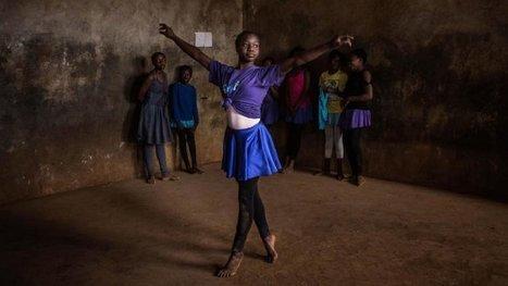 En plein coeur d'un immense bidonville, une école de danse classique… | Résistances | Scoop.it
