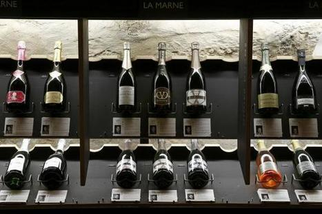 Champagne sales set for record year | In The Glass Wine and Spirits News | Scoop.it