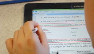 La ronde des mots sur tablette en classe de 6ème | Conduite du changement 2.0 | Scoop.it
