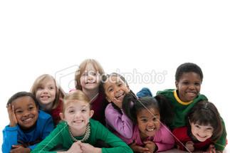 Diverse Children | Stock Photo | iStock | Future Leaders Academy | Scoop.it