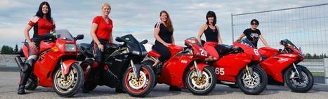 Ducati Women – DesmoDonna's of Norway | Ducati.net | Ductalk Ducati News | Scoop.it