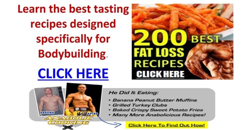 anabolic cookbook free recipes