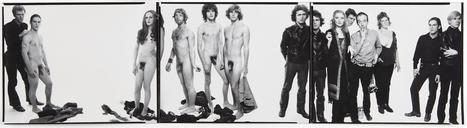 Warhol and members of the Factory (NWS)   Sex History   Scoop.it