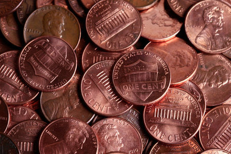 The Penny: On the Outs or Here to Stay? | Troy West's Radio Show Prep | Scoop.it