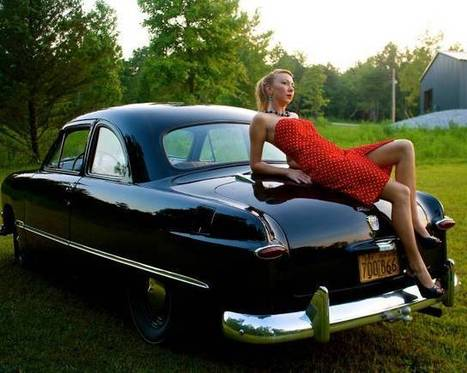The Southern Pin Ups of Hellbomb Photography | Rockabilly | Scoop.it