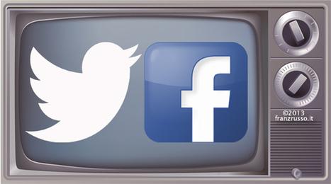 Social Tv, durante le feste bene MasterChef su Facebook e Otto e Mezzo su Twitter | Social Media (network, technology, blog, community, virtual reality, etc...) | Scoop.it