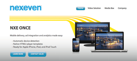 @Nexeven   The unicaster for broadcasters   Online Video Provider (OVP) List   Scoop.it