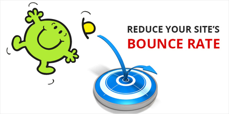 How to Reduce Your Site's Bounce Rate | SEJ | SEO Tips, Advice, Help | Scoop.it