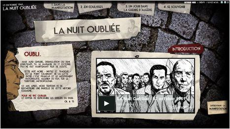 17 octobre 1961, la nuit oubliée   Remue-méninges FLE   Scoop.it