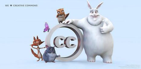 Tout ce qu'il faut savoir sur les licences Creative Commons | DIGITAL NEWS & co | Scoop.it