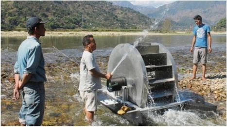 Estudiante inventa una bomba de agua sin electricidad que cambiará la vida de miles de personas | ecoagro | Scoop.it