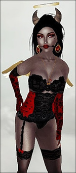 SL Freebie Addiction: Carrie's Lingerie February VIP Group Gift | Second Life Freebies | Scoop.it