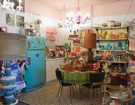 Antique and vintage shops growing in popularity - The Lane Report | Vintage and Retro Style | Scoop.it