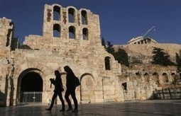 Fewer Brits, More Austrians Visit Greece | Greek Reporter Europe | travelling 2 Greece | Scoop.it