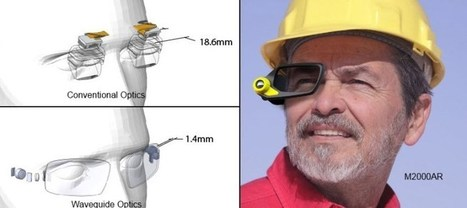U.S. Navy buys into smart glasses trend in deal with Vuzix | Internet of Things News | Scoop.it
