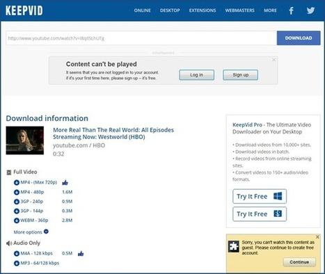 Gihosoft TubeGet - Best Free YouTube Downloader