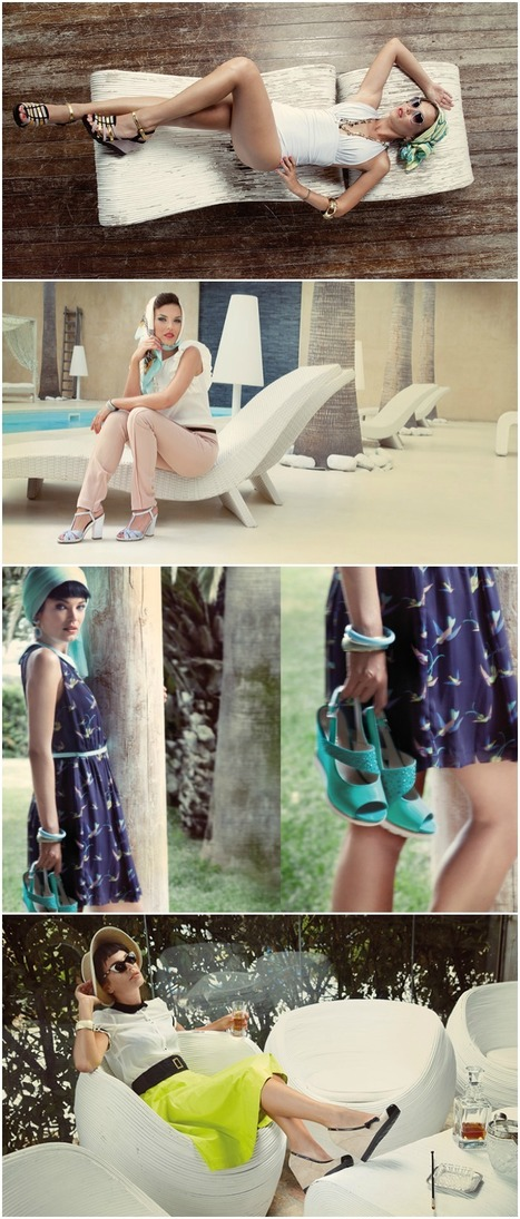Kelton Shoes: back to the 60es with the SS2013 Collection | Le Marche & Fashion | Scoop.it