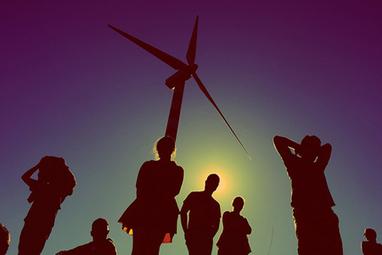 Quand les éoliennes tournent au financement citoyen | Macrophone | Scoop.it