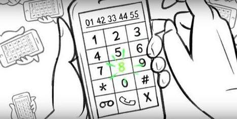 Les AdWords sur mobile afficheront automatiquement les numéros de téléphone | BeinWeb - Conseils et Formation Webmarketing pour entrepreneurs et PME motivés | Scoop.it