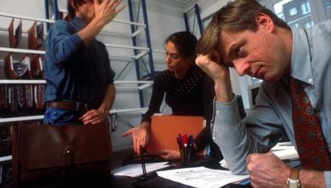 Stressful Jobs Can Make People Suffer Stroke - I4U News | Politics Daily News | Scoop.it