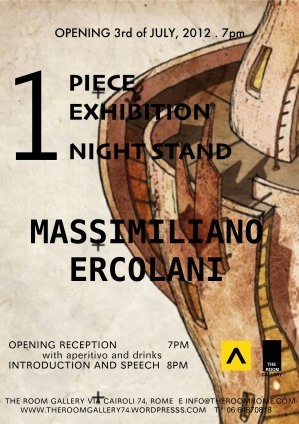 ONE NIGHT STAND: MASSIMILIANO ERCOLANI « | autoproduttori | Scoop.it
