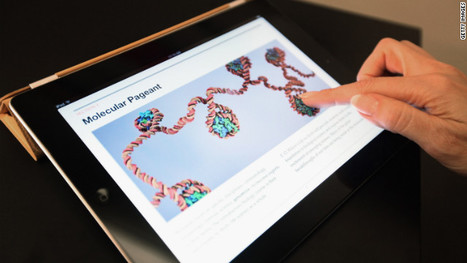iPad a solid education tool, study reports - CNN.com | Diigo | educational technology for teachers | Scoop.it