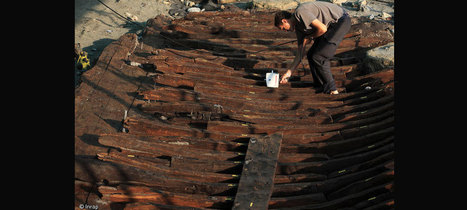 A Roman shipwreck in the ancient port of Antibes : Past Horizons Archaeology | Roma Antiqua | Scoop.it