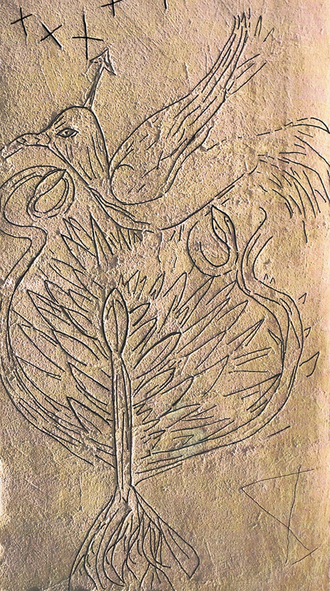 Witch Marks, Curses, and Magic in the Neglected History of Medieval Graffiti | World Spirituality and Religion | Scoop.it