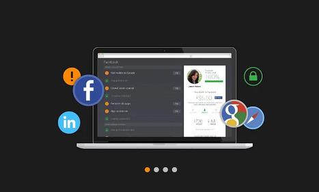 4 applications pour gérer notre confidentialité en ligne (Programme et extensions chrome) | Sitios y herramientas de interés general | Scoop.it